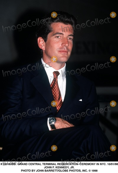 JFK Jr Photo - JFK JFK Jr JFK Jr