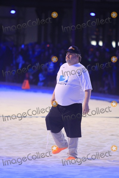 Artie Lang Photo - Artie Lange at Directvs 8th Annual Celebrity Beach Bowl at Hudson River Pier 40 2-2-2014 John BarrettGlobe Photos