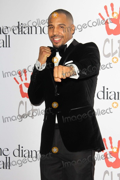 Andre Ward Photo - Andre Ward attends Rihannas Clara Lionel Foundation 2nd Annual Diamond Ball on December 10th 2015 at the Barker Hangar in Santa Monica Californiaphototony LoweGlobephotos