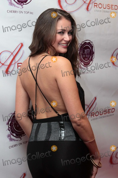 Allie Haze Photo - Allie Haze attends Aroused - Los Angeles Premiere 1st May 2013 at Landmark Nuart Theatre Los Angeles Causaphoto TleopoldGlobephotos