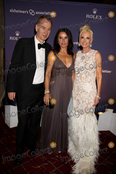 John McEnroe Photo - John Mcenroepatty Smythmichele Herbert at Alzheimers Association Rita Hayworth Gala at Waldorf Astoria Hotel 10-26-10 Photo by John BarrettGlobe Photos Inc2010