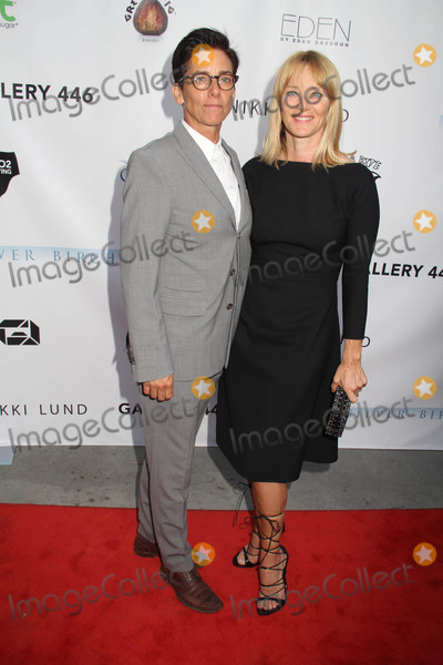 Angela Featherstone Photo - Cassie Scerbo Hosts Boo2bullyings Take a Bite Out of Bullying Fall Global Campaign Launch Los Angeles Lgbt Center Los Angeles CA 07302015 Kelly Evans and Angela Featherstone Clinton H Wallace-ipol-Globe Photos Inc