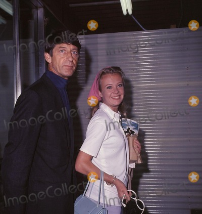 Hayley Mills Photo - 1976 Hayley Mills and Ray Boulting Photo by Irv Steinberg-Globe Photos
