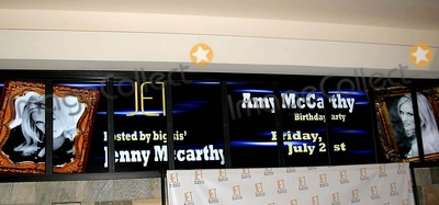 Amy McCarthy Photo - Amy Mccarthys Party Hosted by Big Sis Jenny Mccarthy at the Mirage Nightclub Iin the Mirage Hotel Las Vegas Nevada 07-21-2006 Photo Ed Geller  Globe Photos Inc