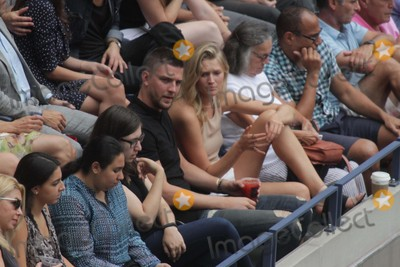 Chandler Parsons Photo - Chandler Parsons Dallas Mavericksrobyn Crowley Celebs at Us Open Womens Final at Arthur Ashe Stadium 9-12-2015 John BarrettGlobe Photos