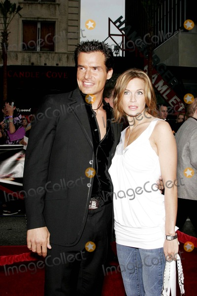Antonio Sabato Jr Photo - Antonio Sabato Jr and Guest - Mission Impossible Iii Fan Screening - Manns Chinese Theater Hollywood California - 05-04-2006 - Photo by Nina PrommerGlobe Photos Inc 2006