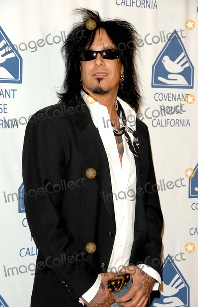 Nikki Sixx Photo - the Eighth Annual Covenant with Youth Awards Gala at Beverly Hilton Hotelbeverly Hills CA 4-25-07 Photodavid Longendyke-Globe Photos Inc2007 Image Nikki Sixx