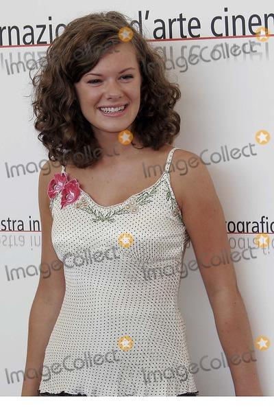 Anna Maguire Photo - the Fine Art of Love Photocall- Mine Ha Ha 62 Venice Film Festival Italy 08-31-2005 Photo Roger Harvey-Globe Photos Inc 2005 Anna Maguire