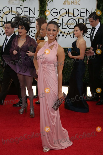 Eva LaRue Photo - Eva Larue attends the 71st Annual Golden Globe Awards Aka Golden Globes at Hotel Beverly Hilton in Los Angeles USA on 12 January 2014 Photo Alec Michael-Globe Photos Inc
