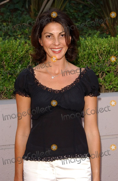 Gina Bellman Photo - 1st Annual Baftala  Atas Emmy Tea Party at the St Regis Hotel in Century City CA 09202003 Photo by Fitzroy BarrettGlobe Photos Inc2003 Gina Bellman