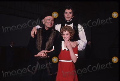 Yul Brynner Photo - Yul Brynner with Frank Langella and Andrea Mcardle 1978 G5904c Photo by Michael a Norcia-Globe Photos Inc