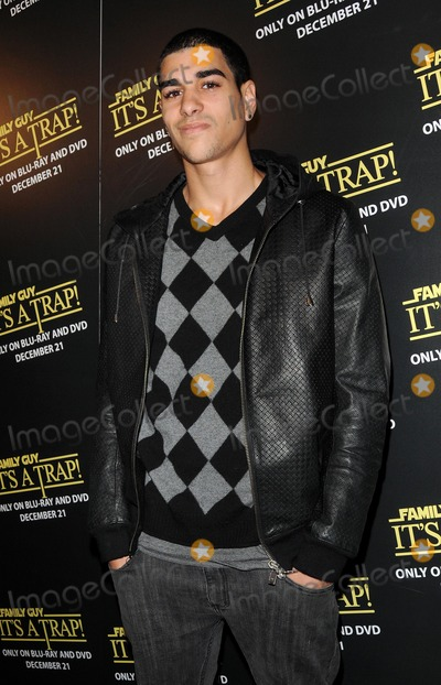 Anis Cheurfa Photo - Dvd Launch of Family Guy Its a Trap at Supperclub in Hollywood CA 111410 Photo by James Diddick-Globe Photos  2010 Anis Cheurfa
