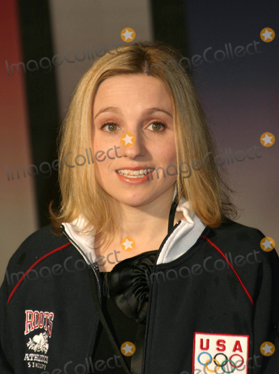 Kerri Strug Photo - Miracle World Premiere at the El Capitan Theatre Hollywood California 02022004 Photo by Ed GelleregiGlobe Photos Inc 2004 Kerri Strug