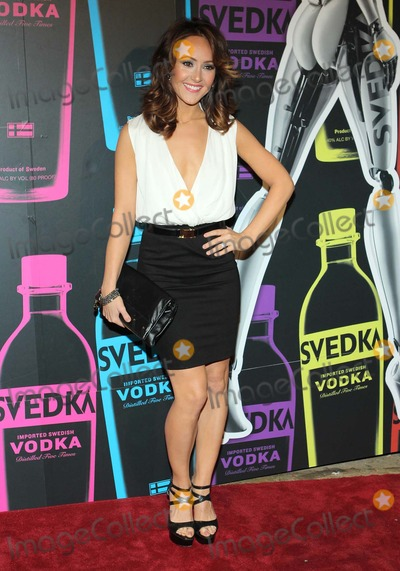 Ashley Hebert Photo - Ashley Hebert Svedka Vodka Celebrates Second Annual Night of a Billion Reality Star Held at the Supperclublos Angelescamarch 29 2012phototleopoldGlobephotos