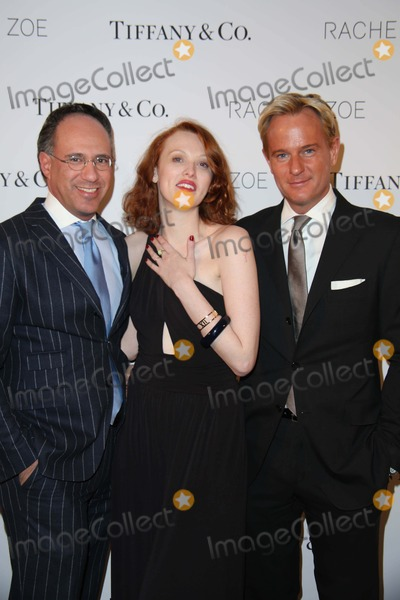 Andrew Saffir Photo - Tiffany  Co Celebrates Rachel Zoe and the Launch of Living in Style Tiffany  Co NYC March 24 2014 Photos by Sonia Moskowitz Globe Photos Inc 2014 Andrew Saffir Karen Elson Daniel Benedict