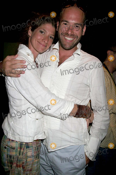 Angela Keslar Photo - Outfest 2006 Film Festival Presents Coffee Date Los Angeles Premiere Directors Guild Hollywood CA 07-10-2006 Photo Clinton H Wallace-photomundo-Globe Photos Inc Angela Keslar ( Project Runway) with Her Brother Chris Keslar