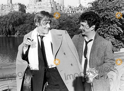 Peter O Toole Photo - Peter Otoole and Mark Linn-baker in My Favorite Year 1982 Supplied by SmpGlobe Photos Inc Peterotooleretro