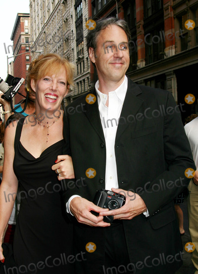 Angus MacLachlan Photo -  the Constant Gardener  Premiere at the Ua Southampton Cinema  New York 8-1-2005 Photo by Mitchell Levy-rangefinders-Globe Photos Inc 2005 Angus Maclachlan and Wife