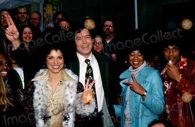 Janice Huff Photo - 2602 Rockefeller Center Weekend Today 70s Theme Show Soledad Obrien David Bloom Janice Huff Don Lemmon I7109kba Davidbloomretro