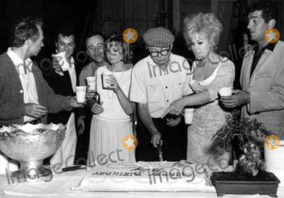 Kim Novak Photo - Billy Wilder 58th Birthday with Ray Walston Tony Curtis Jack  Felicia Lemmon Kim Novak Dean Martin Photo by Jack HarrisGlobe Photos Inc