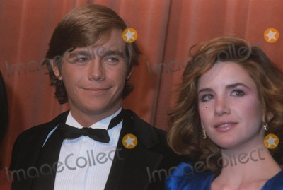 Melissa Gilbert Photo - Melissa Gilbert with Chris Atkins 1984 N2908 Photo by Alan D Hunter-Globe Photos Inc
