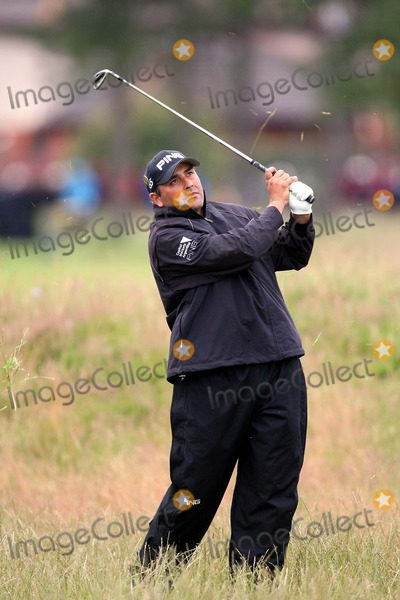 Angel Cabrera Photo - Angel Cabrera the Open Carnoustie 2007 the Open Championship Carnoustie East Fife Scotland 19 July 2007 Dic10621 K53888 Photo by Richard Sellers-Globe Photos