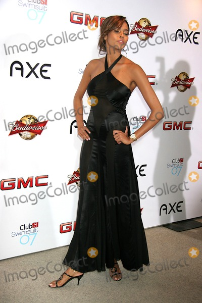 Ana Paula Araujo Photo - 2007 Sports Illustrated Swimsuit Issue Party Pacific Design Centre West Hollywood CA 02-14-2007 Ana Paula Araujo Photo Clinton H Wallace-photomundo-Globe Photos Inc