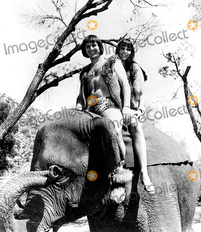 Sonny  Cher Photo - Sonny Bono and Cher in Good Times Sonny and Cher Photo BysmpGlobe Photos Inc