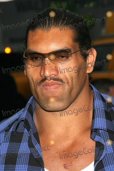 Dalip Singh Photo - New York Screening of the Longest Yard at Clearviews Chelsea West Cinemas  New York City 05-24-2005 Photo by John Zissel-ipol_Globe Photos Inc 2005 Dalip Singh