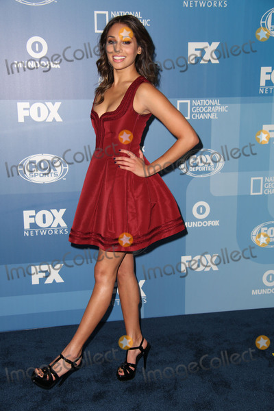 Meaghan Rath Photo - Fox 2015 Programming Presentation Red Carpet Arrivals Wollman Rink Central Park NYC May 11 2015 Photos by Sonia Moskowitz Globe Photos Inc Meaghan Rath