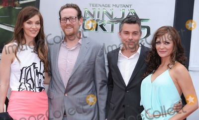 Andre Nemec Photo - Andre Nemec Evan Daugherty attending the Los Angeles Premiere of Teenage Mutant Ninja Turtles Held at the Regency Village Theater in Westwood California on August 3 2014 Photo by D Long- Globe Photos Inc