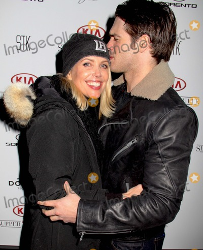 Steven R McQueen Photo - Celebrities Visit the Kia Supper Suite by Stk at the 2015 Sundance Film Festival Park City UT 01272015 Stacia Robitaille and Steven R Mcqueen Clinton H WallaceipolGlobe Photos