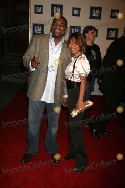 Mekhi Phifer Photo - 2007 Gm Ten Fashion Show Paramount Studios Los Angeles CA 02-20-2007 Mekhi Phifer and Oni Photo Clinton H Wallace-photomundo-Globe Photos Inc