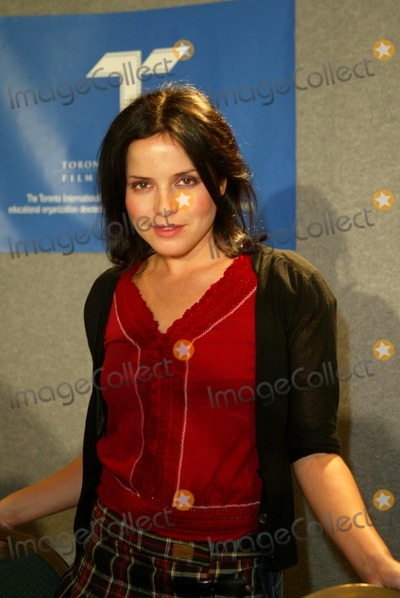 Andrea Corr Photo - Andrea Corr Toronto International Filmfest Press Conference the Boys From County Clare Hotel Delta Chelsea Toronto Canada September 13 2003 Photo by Alec MichaelGlobe Photos Inc 2003