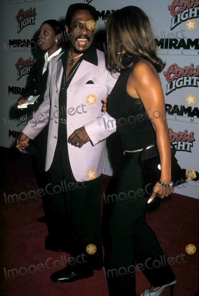 Ike Turner Photo - Kill Bill Premiere at the Chinese Theatre New York City 09292003 Photo Phil Roach Ipol Globe Photos Inc 2003 Ike Turner