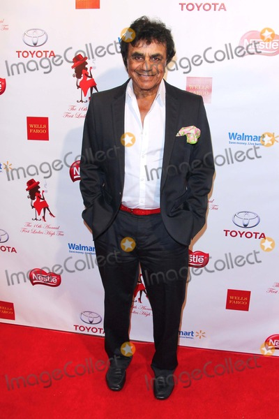 Gillian Jacobs Photo - Johnny Mathis attends 16th Annual First Ladies High Tea Held at the Westin Los Angeles Airport Hotel October 12 2013 Los Angelescaliforniausa Photo TleopoldGlobephotos