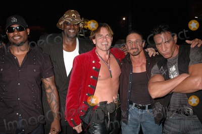 Lexington Steele Photo - the Xxx-men Hosts Ladies Night Out Club Crazy Girls Hollywood CA 081909 the Xxx-men - L-r- Mr Marcus Lexington Steele Evan Stone Tommy Gunn and Marco Banderas Photo Clinton H Wallace-photomundo-Globe Photos Inc