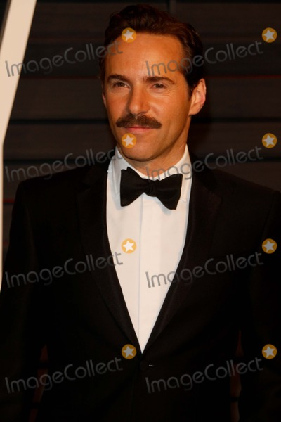 Alessandro Nivola Photo - Actor Alessandro Nivola attends the Vanity Fair Oscar Party at Wallis Annenberg Center For the Performing Arts in Beverly Hills Los Angeles USA on 22 February 2015 Photo Alec Michael