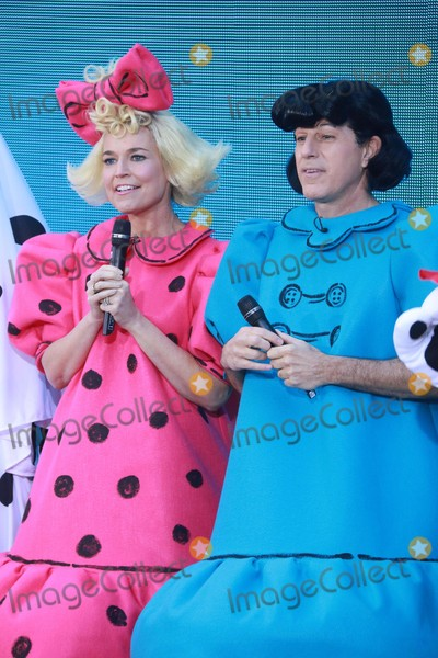 Savannah Guthrie Photo - Savannah Guthriematt Lauer at Nbcs todayspooktacular Costume Party at Rockefeller Plaza 10-30-2015 John BarrettGlobe Photos
