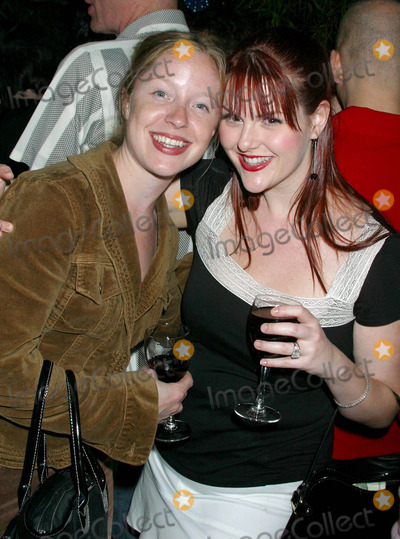Angela Goethals Photo - Gypsy 83 After Party at Here in West Hollywood CA 052104 Photo by ClintonhwallaceGlobe Photos Inc2004 Sara Rue with Her Best Friend Actress Angela Goethalls