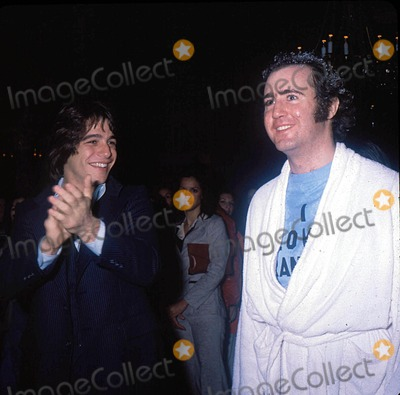 Andy Kaufman Photo - Tony Danza with Andy Kaufman Photo by Michelson-Globe Photos Inc