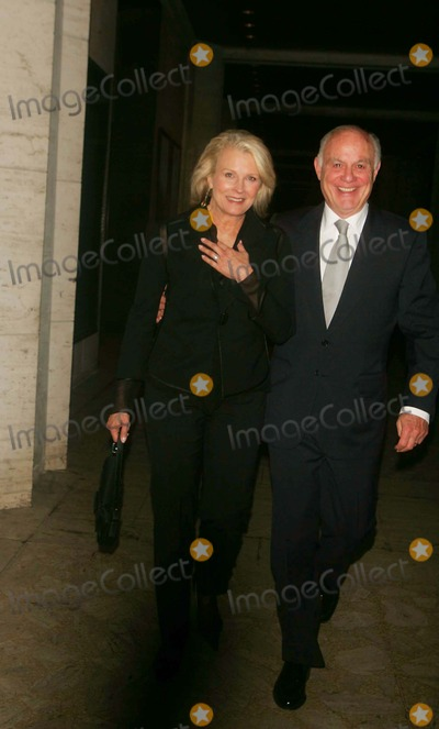 Candice Bergen husband marshall rose