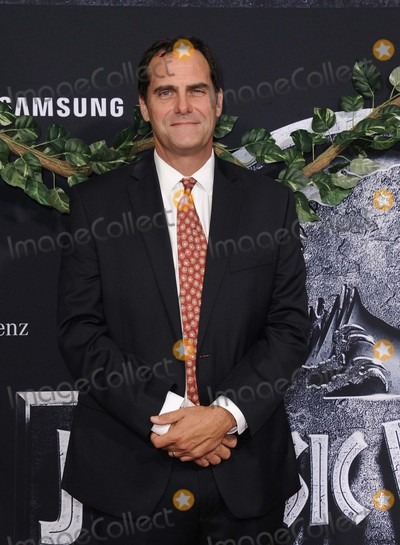 Andy Buckley Photo - Andy Buckley attending the Los Angeles Premiere of Jurassic World Held at the Dolby Theatre in Hollywood California on June 9 2015 Photo by D Long- Globe Photos Inc