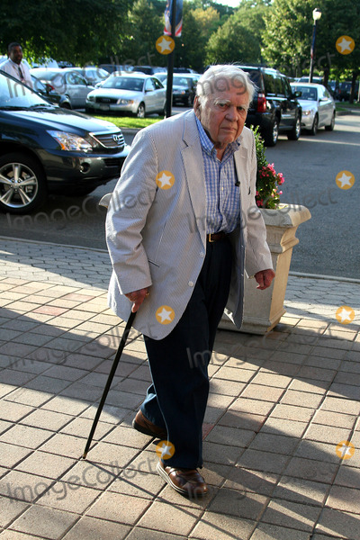 Andy Rooney Photo - -26-08 Andy Rooney-exclusive at Us Open Tennis Photos by John Barrett-Globe Photosinc
