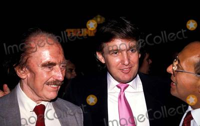 Al DAmato Photo - Fred and Donald Trump with AL Damato Photo Byadam ScullGlobe Photos Inc