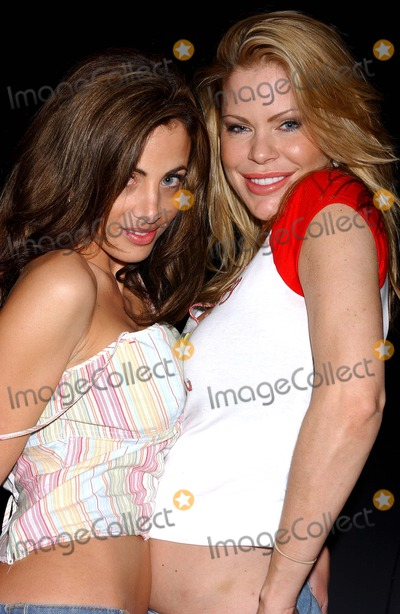 Audrey Fertig Photo - Celebrities Out at Bliss West Hollywood California 04302004 Photo by Miranda ShenGlobe Photos Inc 2004 Heidi Mark and Audrey Fertig