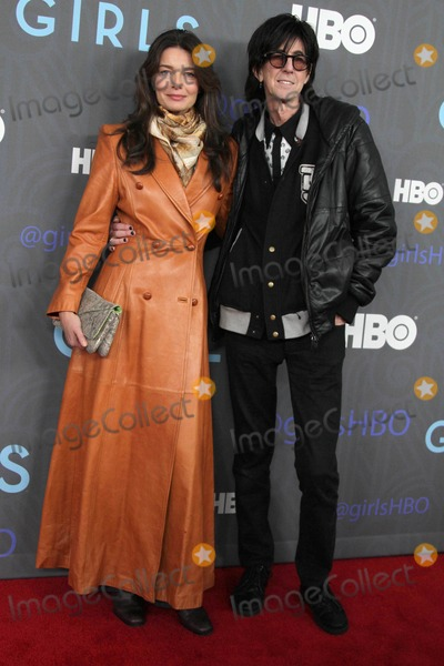 Ric Ocasek Photo - The New York Premiere of Girls January 9 2013 Nyu Skirball Center NYC Photos by Sonia Moskowitz Globe Photos Inc 2013 Paulina Porizkova Ric Ocasek