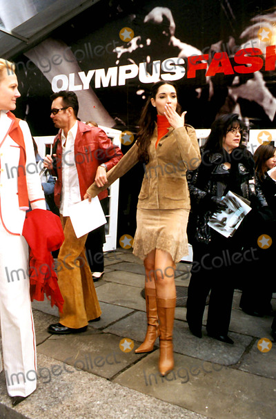 Amelia Vega Photo - Celebrities Arriving For the Olympus Fashion Week Fall 2004 Collection at Bryant Parkin New York City 292004 Photo Bywilliam ReganGlobe Photos Inc 2004 Amelia Vega