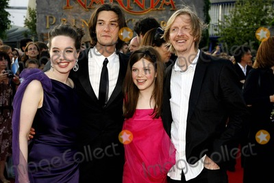 Andrew Adamson Photo - Anna Popplewell Ben Barnes Henley and Andrew Adamson Actors and Director the Chronicles of Narnia Prince Caspian Film Premiere O2 Arena London 06-19-2008 Photo by Neil Tingle-allstar-Globe Photos Inc 2008