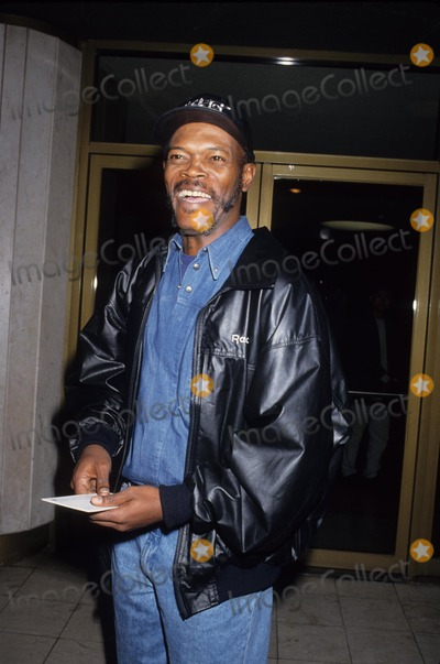 Samuel Jackson Photo - Samuel Jackson 1993 L6991mf Photo by Michael Ferguson-Globe Photos Inc